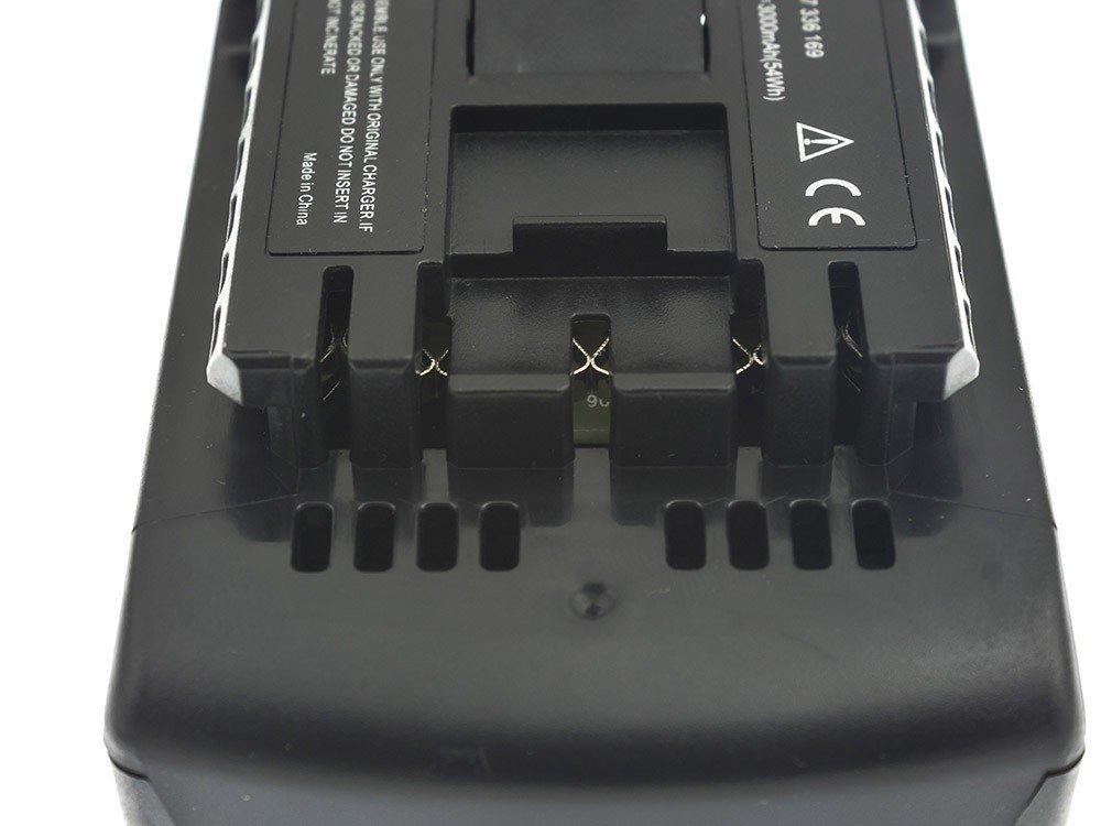 Power Tools Battery BAT609 BAT618 for BOSCH 17618 GCB 18 V-LI Bosch GSA 18 V-LI