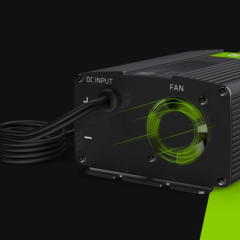 Inverter Green Cell® 24V to 230V, 150W/300W Pure Sinewave