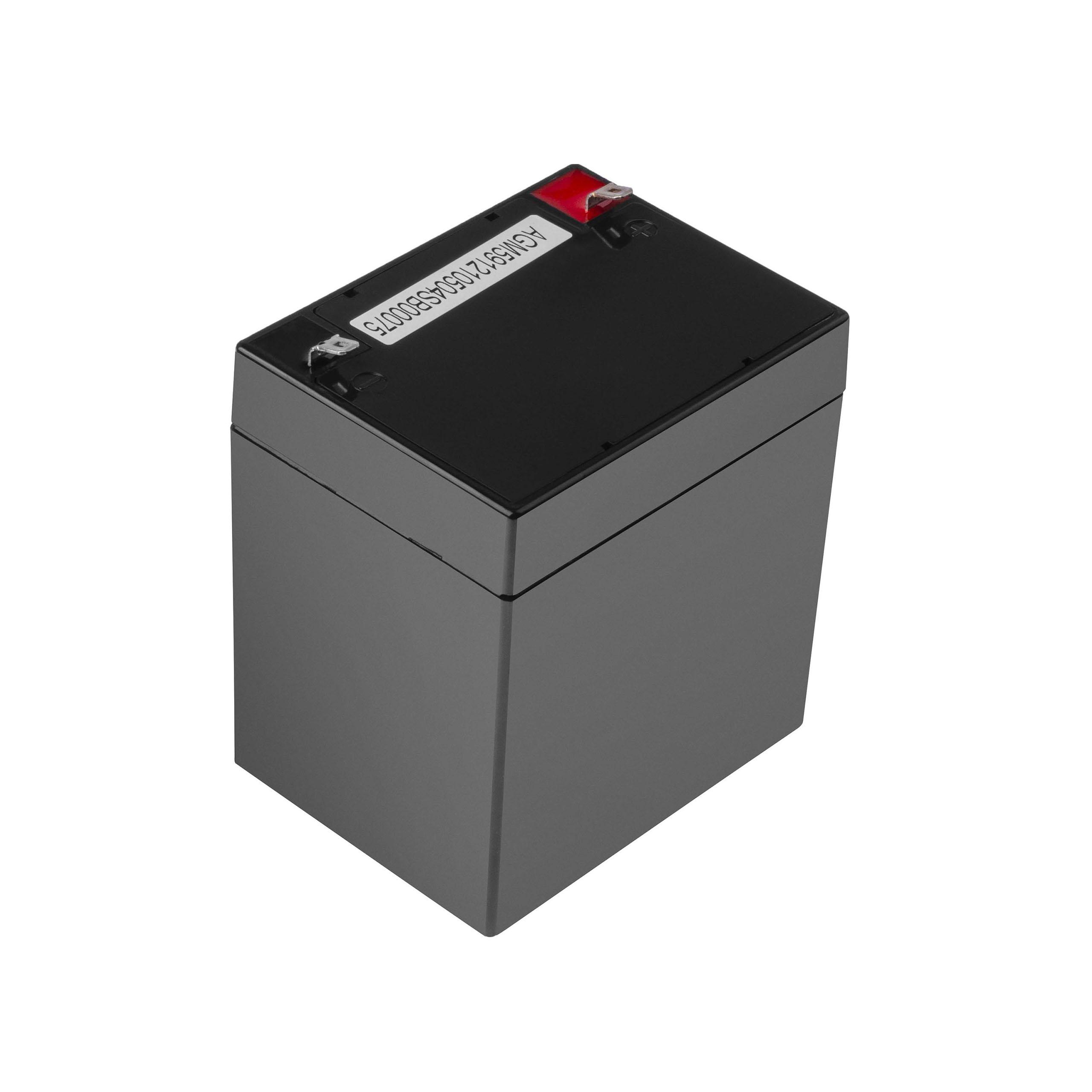 Green Cell AGM Baterie 12V 4Ah - bezúdržbová baterie pro hračky UPS, pokladny a jiné